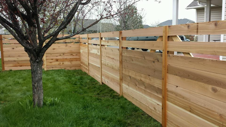 Fencing services in Bozeman and Belgrade