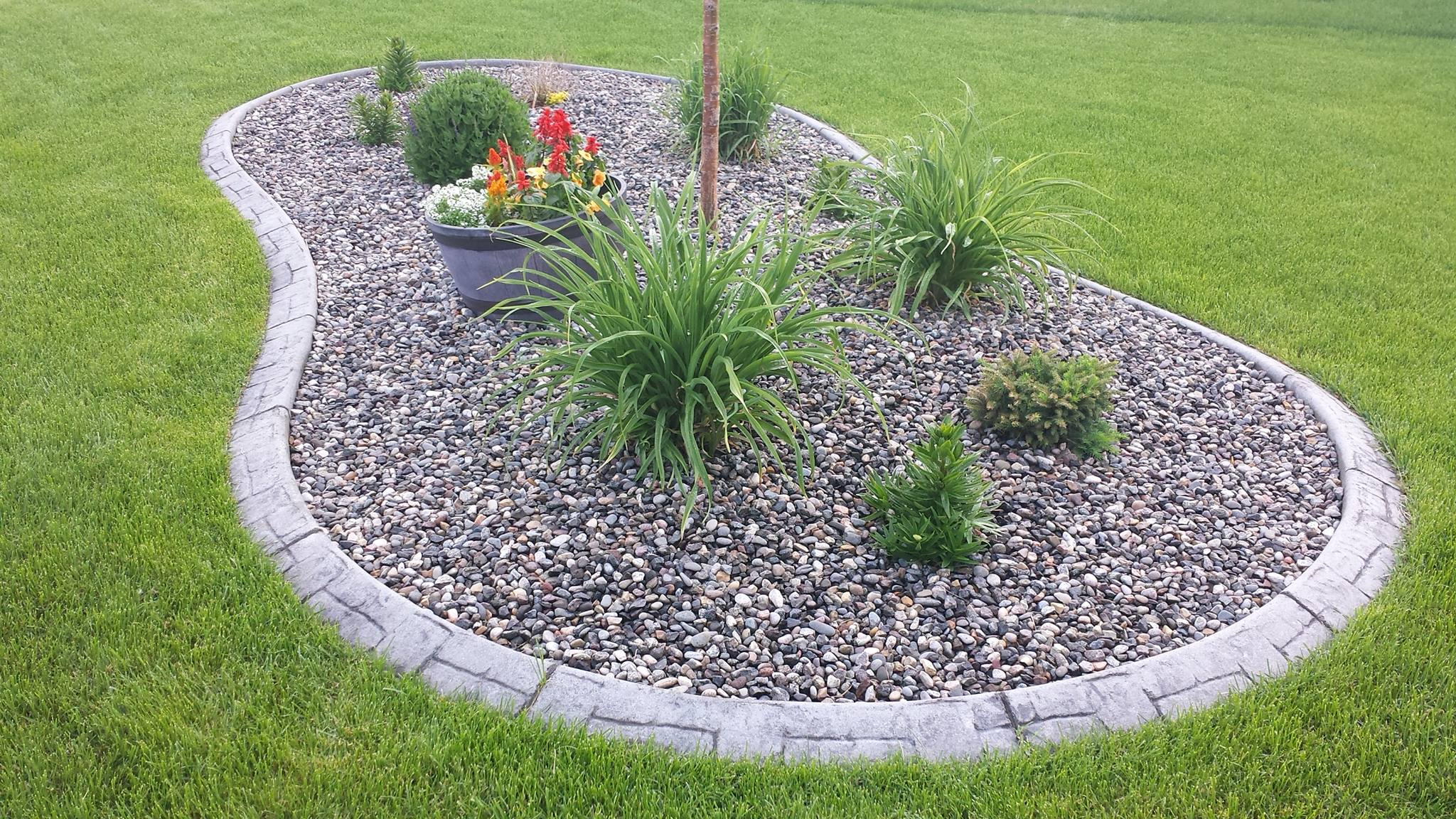 Concrete Curbing in Bozeman and Belgrade, Montana